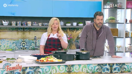 H Αντελίνα φτιάχνει νηστίσιμα «σμυρνέικα » σουτζουκάκια με λαχανικά