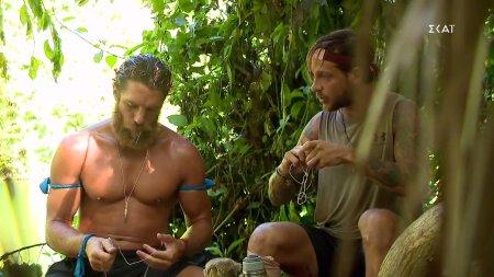 Ο Κόρο και ο Ηλίας σχολιάζουν τις επιδόσεις τους στο χθεσινό αγώνα