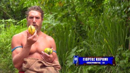 Μάνγκο και μπανάνες έφερε ο Ταρζάν-Ηλίας, ο Γουΐνι-Ασημακόπουλος και ο this is Sparta-Κόρο