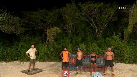 Σάκης, Μαριαλένα και Ηλίας αγωνίζονται για μια θέση στον ημιτελικό