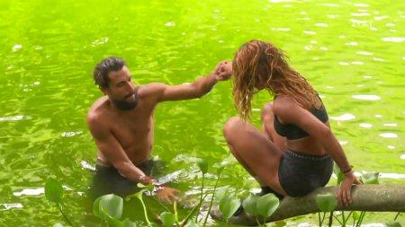 Survivor Exclusive: Η βόλτα του Σάκη και της Μαριαλένα στο ποτάμι