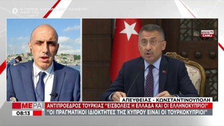 Αντιπρόεδρος Τουρκίας: