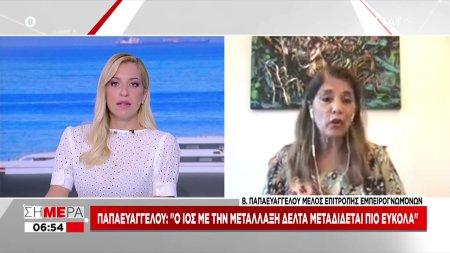 Παπαευαγγέλου- ΣΚΑΪ: Η μετάλλαξη Δ είναι παντού στην Ελλάδα-Τι είπε για τον εμβολιασμό εφήβων