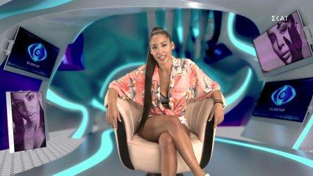 Γνωρίστε την Ανχελίτα   Big Brother   29/08/2021