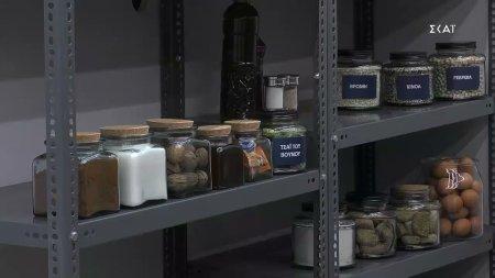 Επίσκεψη στην αποθήκη τροφίμων   Big Brother   29/08/2021