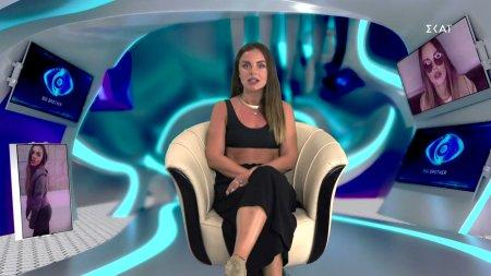 Γνωρίστε την Ευδοκία Τσαγκλή   Big Brother   29/08/2021