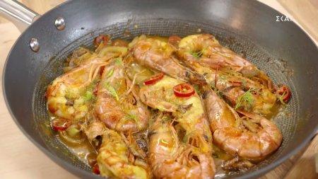 Γάμπαρη με φινόκιο & λεμονάτη σάλτσα μουστάρδας   Ώρα για φαγητό με την Αργυρώ  30/08/2021