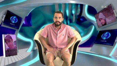 Γνωρίστε τον Ισίδωρο Δούνη   Big Brother   29/08/2021