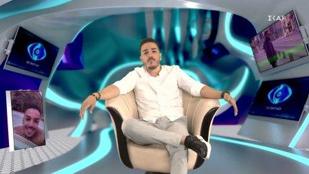 Γνωρίστε τον Μελέτη Γαβαλά   Big Brother   29/08/2021