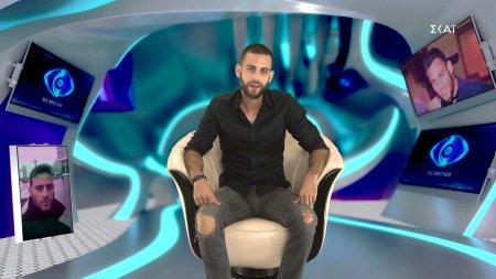 Γνωρίστε τον Νίκο Τακλή   Big Brother   29/08/2021