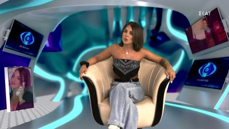 Γνωρίστε την Σύλια Καραμολέγκου   Big Brother   29/08/2021