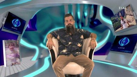 Γνωρίστε τον Στέφανο Νικολό   Big Brother   29/08/2021