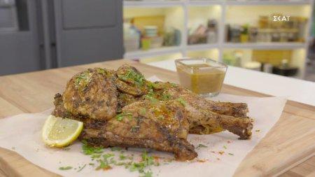 Κοτόπουλο Cajun   Ώρα για φαγητό με την Αργυρώ   01/09/2021