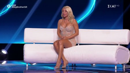 Η Σοφία Δανέζη καλεσμένη στο Live του Big Brother
