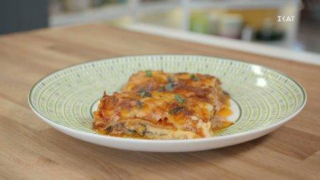 Μελιτζάνες φούρνου με γαλοπούλα και τυριά | Ώρα για φαγητό με την Αργυρώ | 21/09/2021
