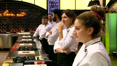 Τα πράγματα στο Top Chef παίρνουν νέα τροπή και όλα αλλάζουν