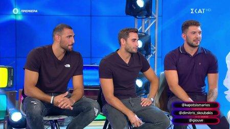 Αθλητές της Εθνικής ομάδας Πόλο κάνουν έκπληξη στο Νίκο