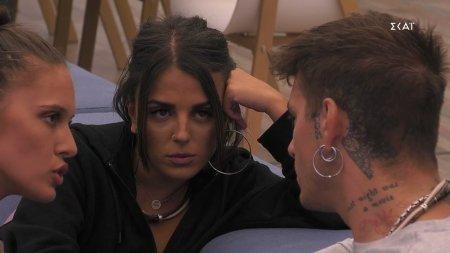 Η Σαμάνθα σε Σύλια και Steve: Η Ευδοκία λέει ότι ο Steve της την πέφτει