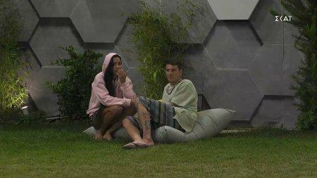 Ο Steve εκμυστηρεύεται στην Ανχελίτα ότι έχει αισθήματα για την Σύλια