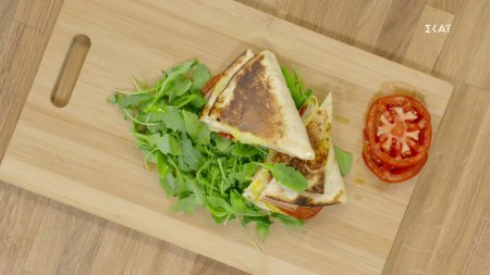 Tortilla Trend   Ώρα για φαγητό με την Αργυρώ   02/09/2021