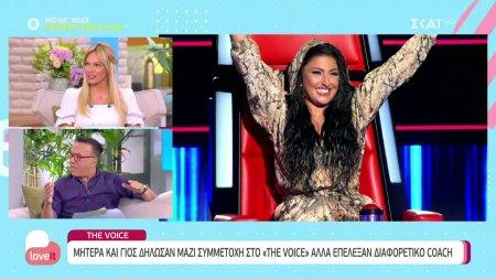Τα απολαυστικά στιγμιότυπα του The Voice