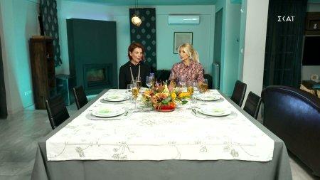 Το τραπέζι της Όλγας δίχασε τους καλεσμένους
