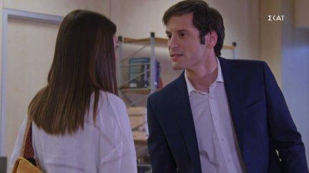 Η Λουίζα υποψιάζεται, η Έλενα φοβάται, ο Σπύρος απειλεί