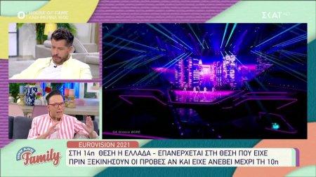 Eurovision 2021: Απόψε η μεγάλη μάχη Ελλάδας και Κύπρου!
